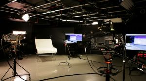tv studio build, broadcast studio build, broadcast studio, tv studio, broadcast system integration