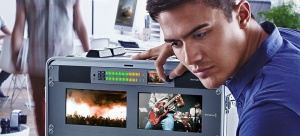 blackmagic, audio monitor