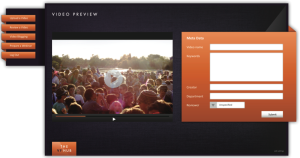 video management software, review and approve video clips