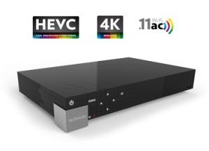 HEVC media server