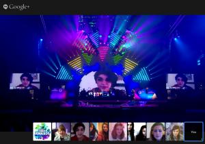 Google Hangout production