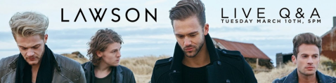 Lawson Live Q&A on Google+ Hangout
